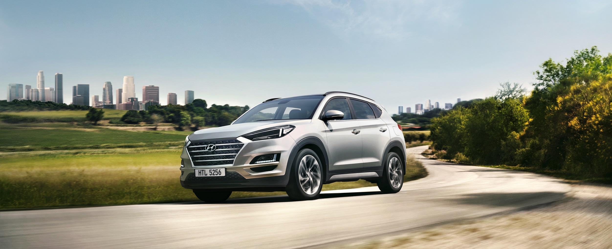 Hyundai - Nouveau TUCSON