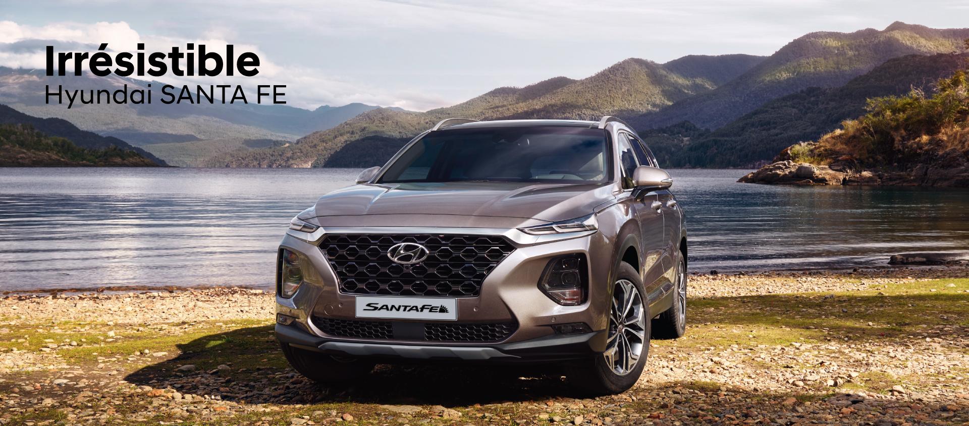 L'Irrésistible Hyundai Santa Fe
