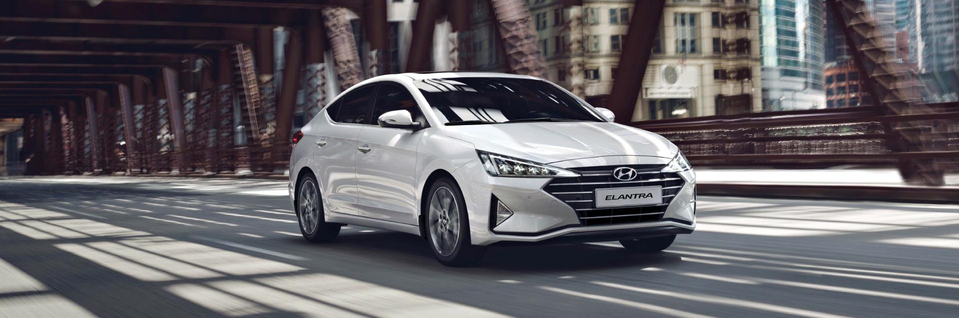 Hyundai - Nouvelle Elantra