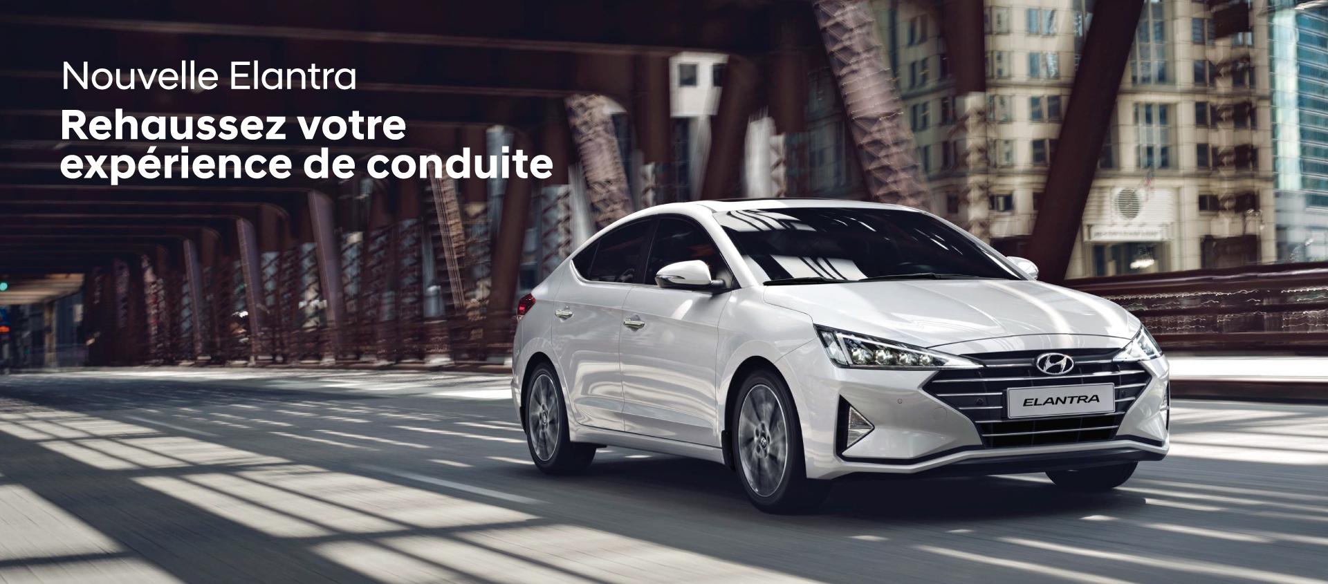 Nouvelle Hyundai Elantra